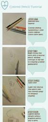 Tutorial: Poke'mon Realism Colored Pencil by PokeShoppe