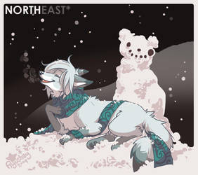 north east by Ryushay