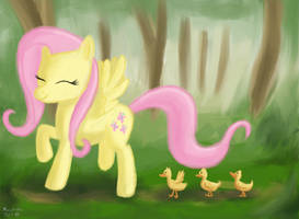 Training Ground Day 13 - Follow the Leader by MacchiatoJolt
