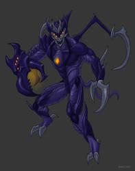 Nova Demon by Kracov