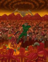 Doom: FEAR icon of sin by Kracov