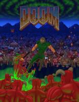 Doom: FEAR night version by Kracov