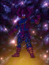 Galactus by Kracov