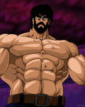 Kenshiro the Silent Survivor by Kracov