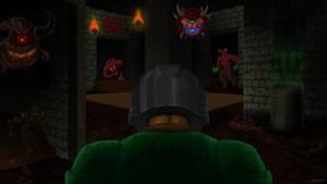 Doom: Hell Beneath by Kracov