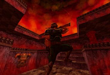 Doom: Virgil Hellish by Kracov
