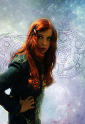 Let's Kill Hitler - Amy Pond cosplay :) by HaylzzPond