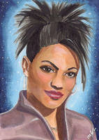 Martha Jones by Purple-Pencil