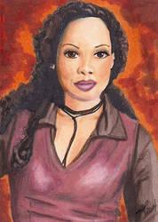 Zoe Washburn - Firefly by Purple-Pencil