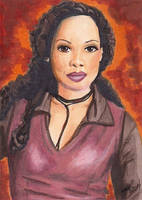 Zoe Washburn - Firefly by Purple-Pencil