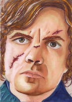 Tyrion Lannister by Purple-Pencil