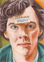 Sherlock Holmes - Guess Who - by Purple-Pencil