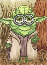Yoda Minion by Purple-Pencil