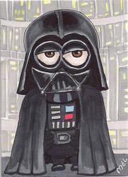 Darth Vader Minion by Purple-Pencil