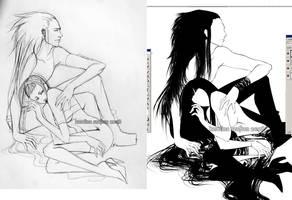 _cc_sketch by karincoma
