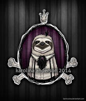_Sir Slothington by karincoma