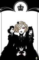 . royal attitude . by karincoma