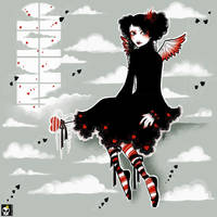 .. tell me angel .. by karincoma