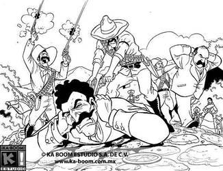 Mexican Revolution by marimoreno