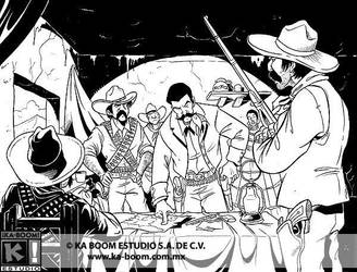 Mexican Revolution 2 by marimoreno
