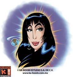 Cher 1 by marimoreno