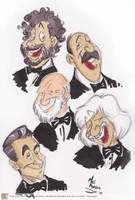 Les Luthiers by marimoreno