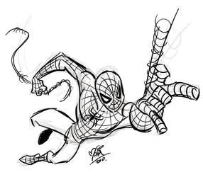 Spider-Man Fan Art by marimoreno
