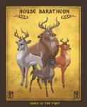 House Baratheon by marimoreno