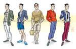 In Fashion Tony by marimoreno