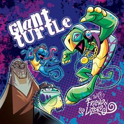 Giant Turtle by marimoreno