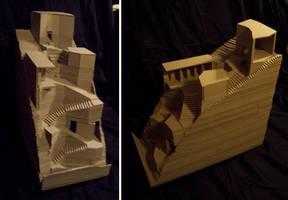 Project6: Sacred Passage model by ScottDPenman