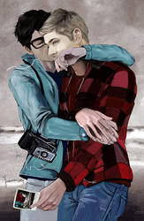 Dean and Cas - Twist and Shout - November 1967 by Franciswill