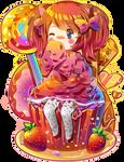 K: Animecutie1 by Raayzel