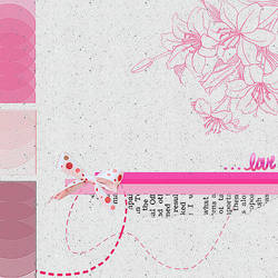 Pink Texture 2 by loveelydesigns