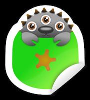 PocketMonsters - Molrog by wildgica