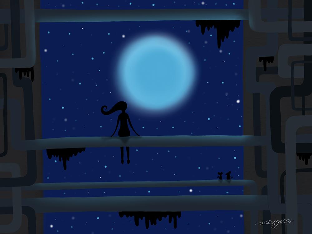 Starry Night by wildgica