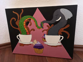 Teatime by wildgica