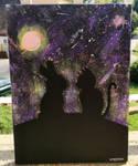 Bunny+Cat Galaxy by wildgica