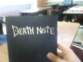 death note by Zerog41612