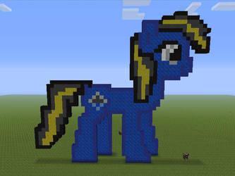 Minecraft Watersmoke. by Zerog41612