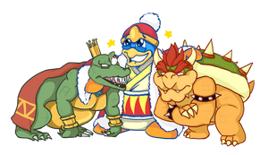 The Three Kings by pimaik