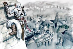 Assassin's Creed by mirrorplex