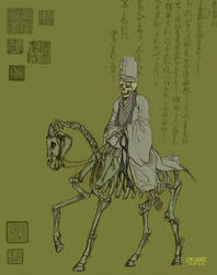Death Rides a Horse by mirrorplex