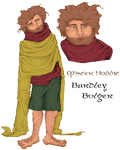 senor hairy feet by TheThirdAct