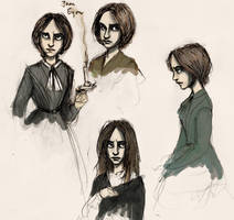 The Governess by AdAbsurdum