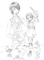 The dollmaker by Padoras-Locket