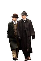 Sherlock Holmes+John Watson // #ShSpesh by rebeccaholmes