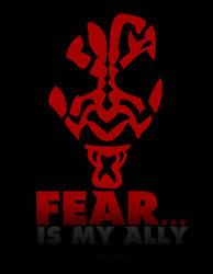 Fear is my ally by JodeciCorrea