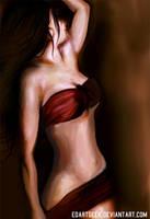 Rosanna by EdArtGeek