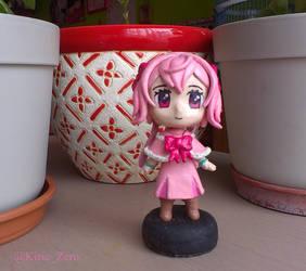 Lily from NetJuu no Susume by KawaiiStorm